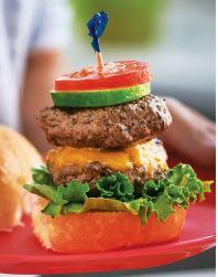 stuffed burger press instructions