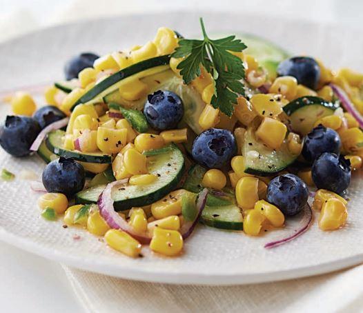 Blueberry Corn Salad | TWPage Web Services